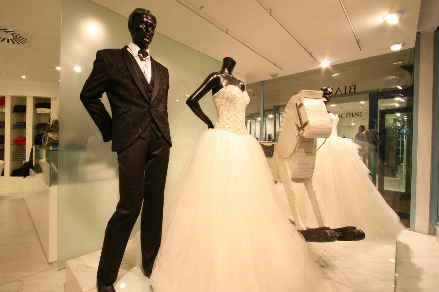 Bianchini Abbigliamento Uomo, Donna, Cerimonia e Sposi